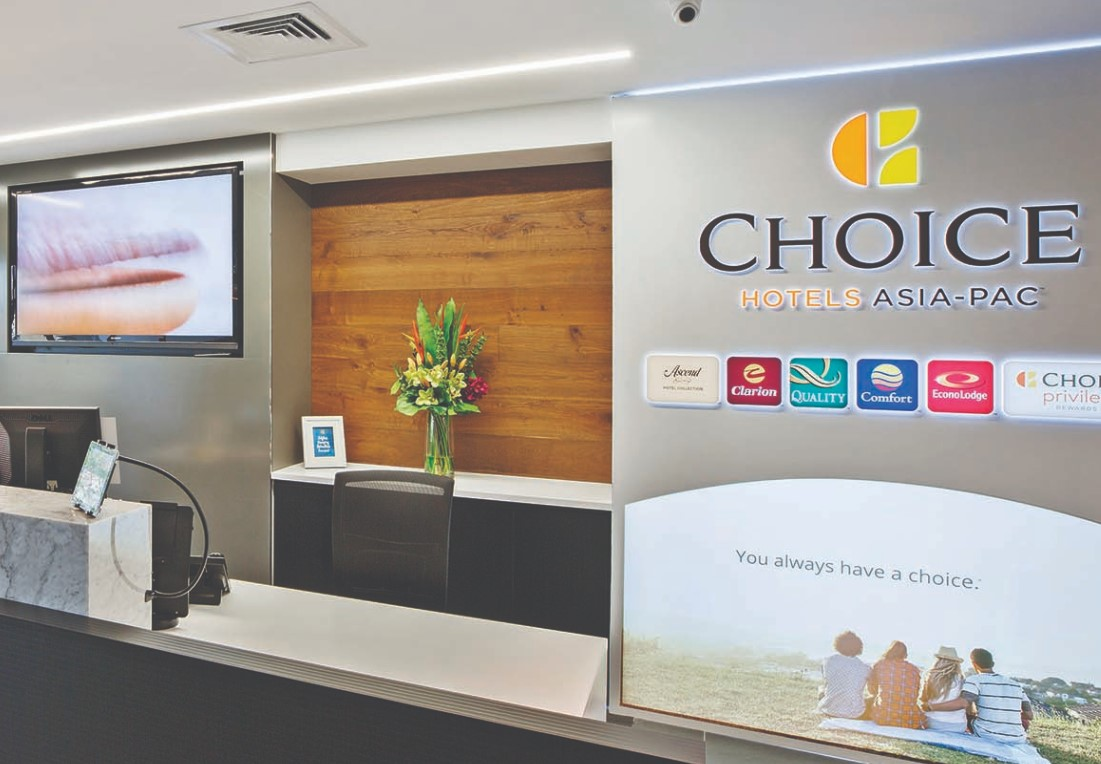 CHOICE HOTELS LVL 3 150 JOLIMONT ROAD EAST MELBOURNE